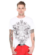 Shirts - Versace Greek Mix Tee