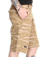 Buyers Picks - Windsor Belted Camo Cargo Short