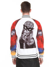 Light Jackets - Amazing Varsity Jacket