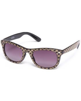 XOXO - Checkerboard Logo Sunglasses