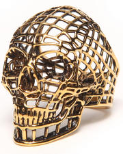 Han Cholo - Mesh Skull Ring