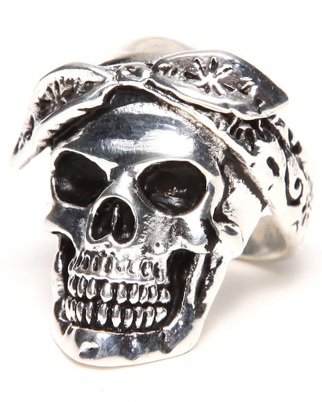 Han Cholo Silver Cali Love Ring