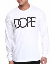 DOPE - Logo Long Sleeve Tee
