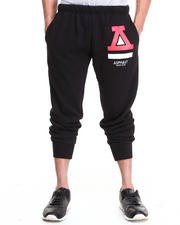 Men - Basic Fleece Pants