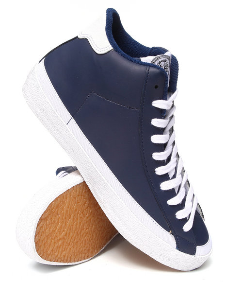 Gourmet - Men Navy Gourmet The 22 Sneakers