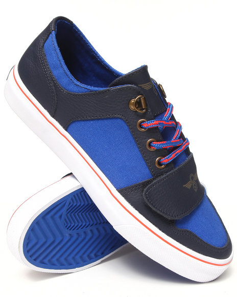 Creative Recreation - Men Blue Cesario Lo Xvi Sneaker