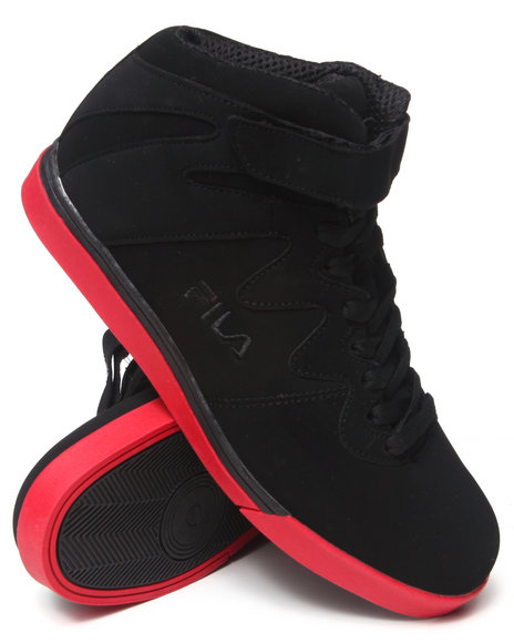 Fila - Men Black Cadence Sneaker