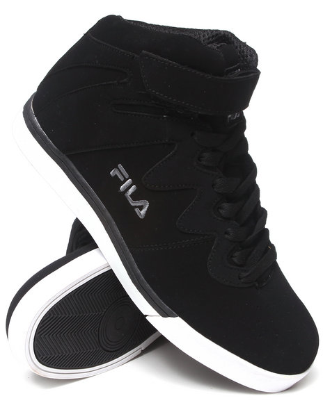 Fila - Men Black Cadence Sneaker - $53.99