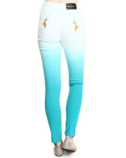 Baby Phat - Dip Dye High Waisted Jean