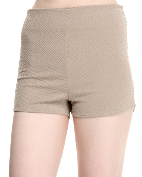 Fashion Lab Tan Shorts