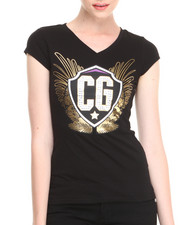 Tops - CG V-Neck Tee