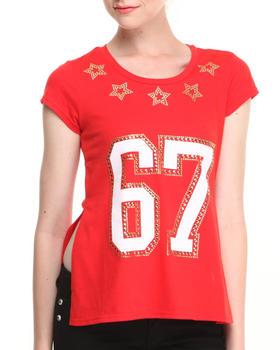 COOGI - Coogi 67 Side Slit Shirt