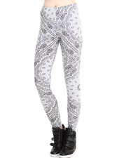 Leggings - Squadlife Bandana Print Leggings