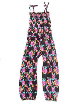Blac Label - Floral Jumpsuit (7-16)