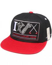 Men - Screw Rachet Snapback hat