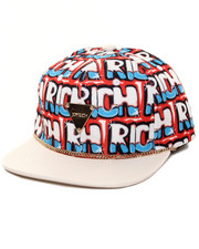 Men - Rich Graffiti Snapback