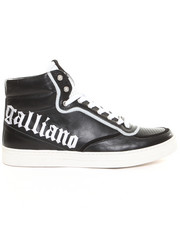 Shoes - Galliano Embroid. Hightop