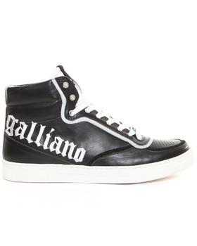 John Galliano - Galliano Embroid. Hightop