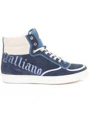 John Galliano - Galliano Embroid. Hightop