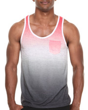 Buyers Picks - Heathered Ombre Tank