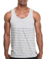 Buyers Picks - Solid & Strip Contrast Tank
