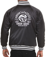 Crooks & Castles - Woven Cheer Squad Jacket