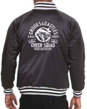 Crooks & Castles - Woven Cheer Squad Jacket