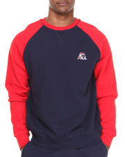 Fila - Fila Logo Fleece Sweatshirt
