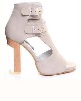 -FEATURES- - Elizabeth Cut Out Bootie