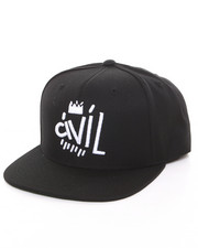 Hats - Civil Streets Snapback
