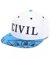 Men - Civil Homage Snapback