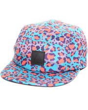 Men - Leopard Camper Hat