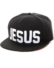 -FEATURES- - Jesus Hat / Chapel Brim