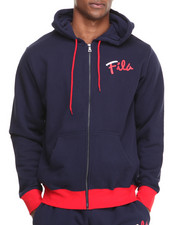 Hoodies - Fila full zip hoody