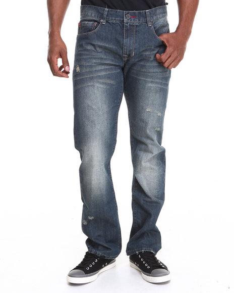 Syn Jeans - Men Medium Wash Prowler Denim Jeans