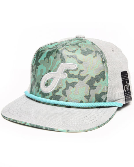 Buyers Picks Men Hunter Strapback Hat Camo - $9.99