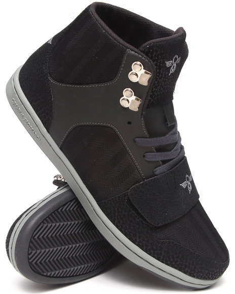 Creative Recreation - Men Black Cesario Sneaker