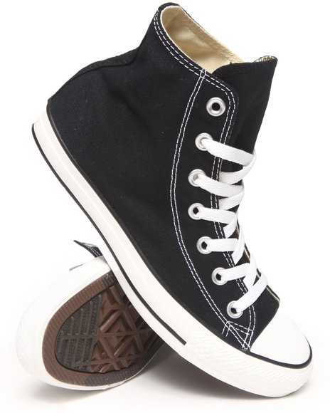 Converse Black Chuck Taylor All Star Core Hi Sneakers