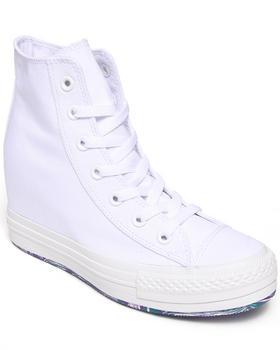 Converse - Tie Dye Chuck Taylor All Star Platform Plus Sneakers