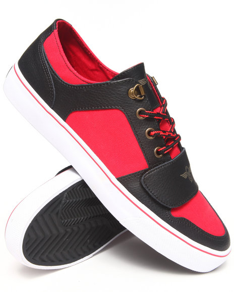Creative Recreation - Men Red Cesario Lo Xvi Sneaker - $45.99