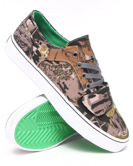 Creative Recreation - Men Camo Cesario Lo Xvi Sneaker - $40.99