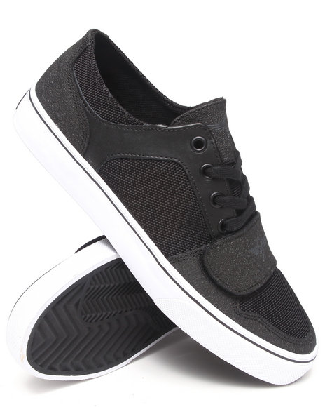 Creative Recreation - Men Black Cesario Lo Xvi Sneaker - $47.99