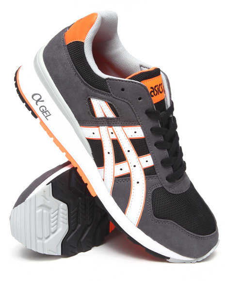 Asics Black Gt Ii Sneakers