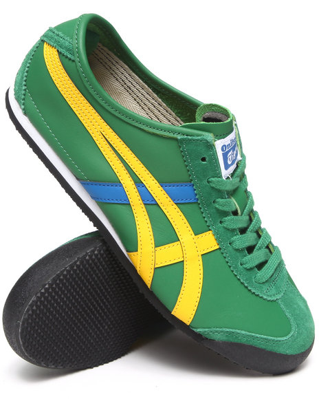Asics Green Sneakers