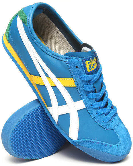 Asics - Men Blue Mexico 66 Sneakers