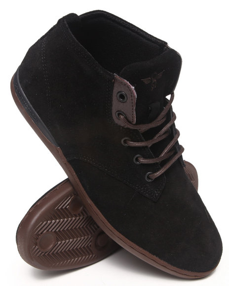 Creative Recreation - Men Black Vito Sneaker Shoe