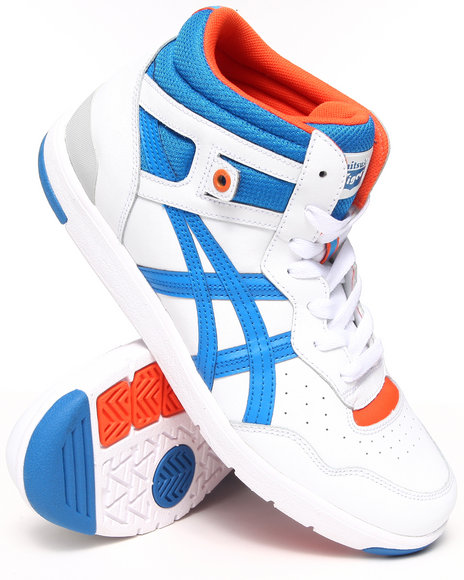Asics - Men White Tustin Sneakers