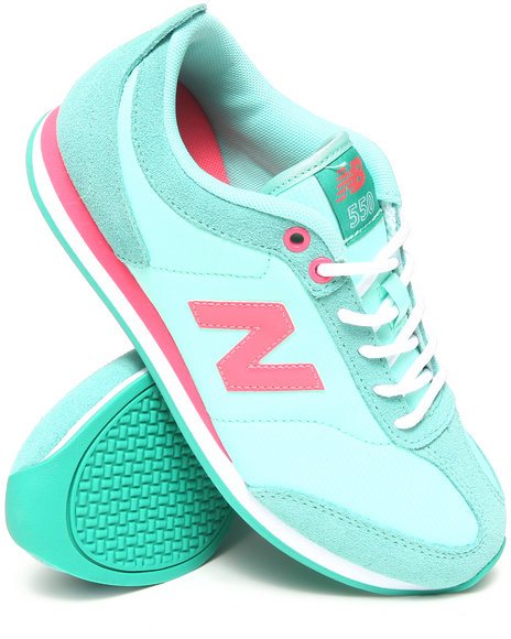 New Balance - Women Green 550 W Sneakers