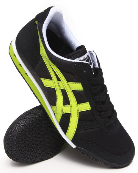 Asics - Men Black Ultimate 81 Sneakers