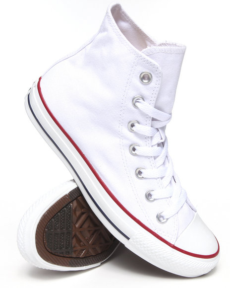 Converse White Chuck Taylor All Star Core Hi Sneakers
